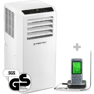 Aire acondicionado portátil PAC 2610 S + Termómetro de barbacoa BT40