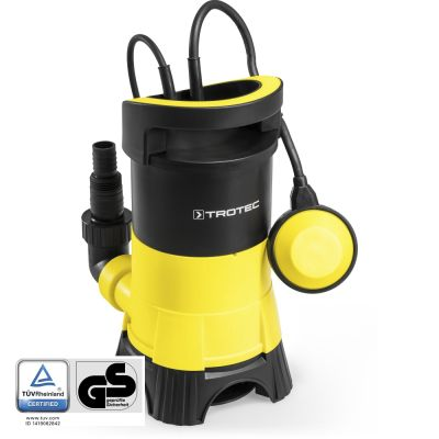 Bomba sumergible para aguas residuales TWP 4025 E