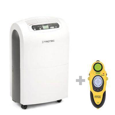 Deshumidificador Confort TTK 100 E + Escáner de pared Multifuncional BI15