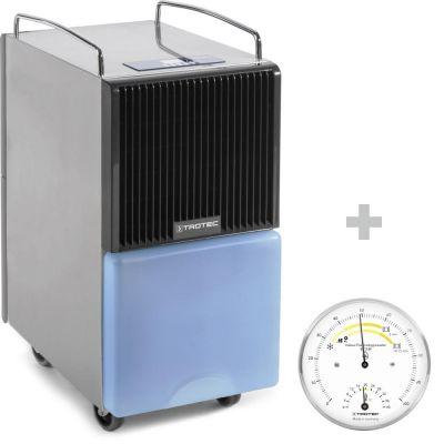 Deshumidificador  TTK 120 E + Termohigrómetro para interiores BZ15M