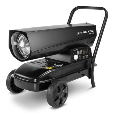 Calefactor por fueloil IDX 31 D