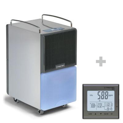 Deshumidificador TTK 122 E + Detector de calidad del aire (CO2) BZ25