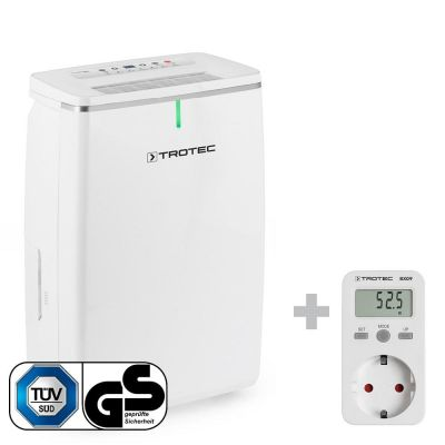 Deshumidificador TTK 72 E + Medidor de consumo energético BX09