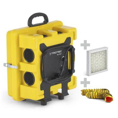 Purificador de aire  TAC 750 E + Conjunto de protección contra las partículas de colores