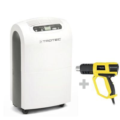 Deshumidificador Confort  TTK 100 E + HyStream 2000