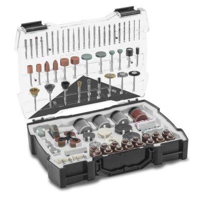 Juego de accesorios para herramientas multifunción de 282 piezas