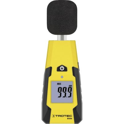 Medidor de nivel de sonido BS06