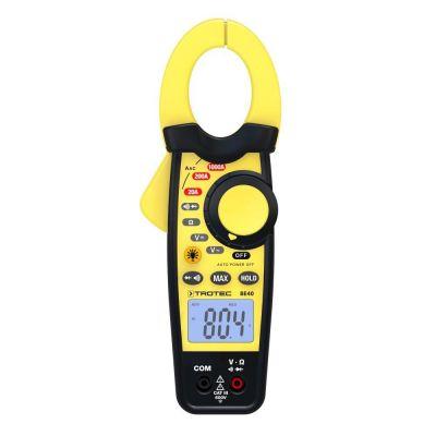 Pinza amperimétrica  BE40