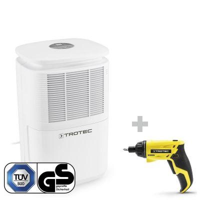 Deshumidificador TTK 30 E + Taladro atornillador PSCS 10-3,6V