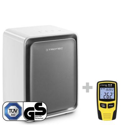 Deshumidificador TTK 24 E WS + Datalogger BL30  para el control climático