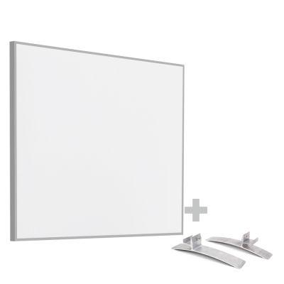 Panel calefactor infrarrojo TIH 400 S + Pies de soporte incluidos