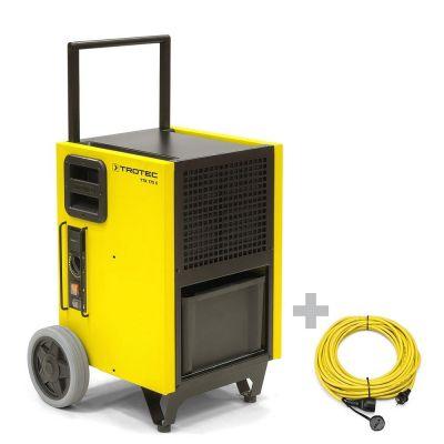Deshumidificador TTK 175 S  + cable de extensión profesional 20 m / 230 V / 2,5 mm²