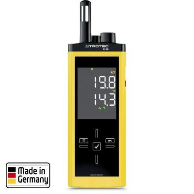 Termohigrómetro infrarrojo T260