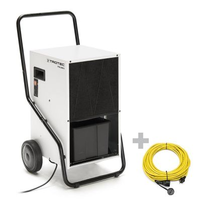 Deshumidificador TTK 350 S + cable de extensión profesional 20 m / 230 V / 2,5 mm²