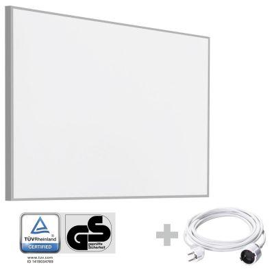 Panel calefactor infrarrojo TIH 900 S + Cable alargador de PVC 5 m / 230 V / 1,5 mm²