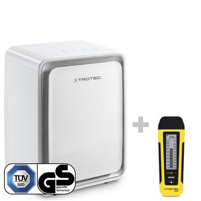 Deshumidificador TTK 24 E + Medidor de humedad BM22