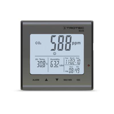 Detector de calidad del aire (CO2) BZ25