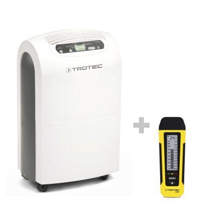 Deshumidificador Confort TTK 100 E + Medidor de humedad BM22