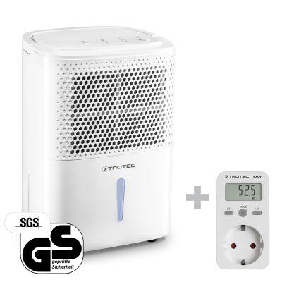 Deshumidificador Confort TTK 26 E + Medidor de consumo energético BX09