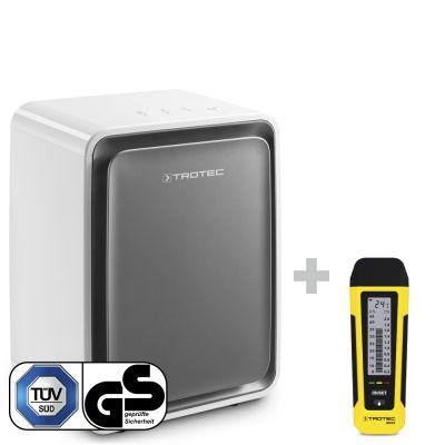 Deshumidificador TTK 24 E WS + Medidor de humedad BM22