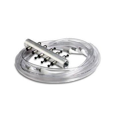 Sistema de travesaños de aluminio, distribuidor de 10