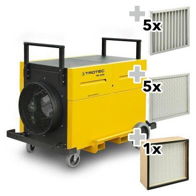 Purificador de aire TAC 6500 + Conjunto de protección contra el polvo
