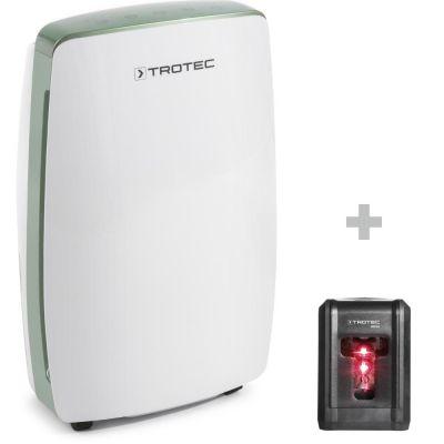 Deshumidificador Design TTK 68 E + Nivel láser de líneas cruzadas BD5A