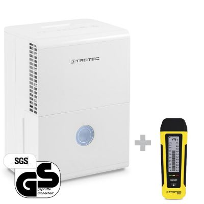 Deshumidificador TTK 28 E + Medidor de humedad BM22