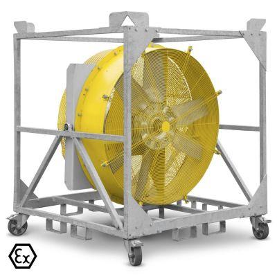 Ventilador industrial  TTW 100000 Ex