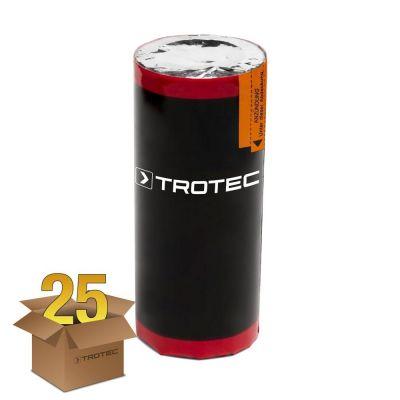 Cartucho de humo color rojo, duración: 80 s (25 unidades)
