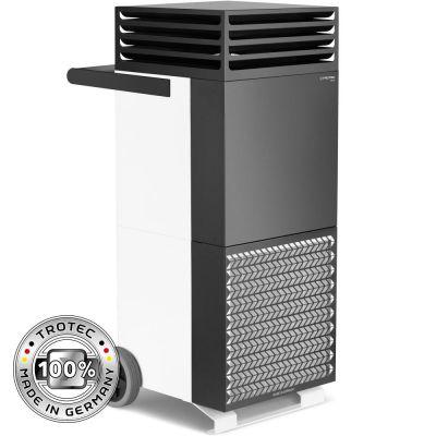 Purificador de aire de la habitación TAC V+ en blanco/negro