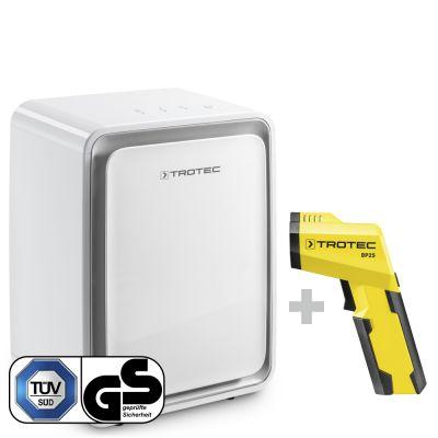Deshumidificador TTK 24 E + Escáner del punto de condensación BP25