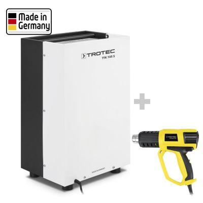 Deshumidificador TTK 105 S + HyStream 2000