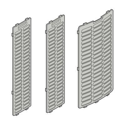 Filtro de aire PAE 45 (3 piezas)