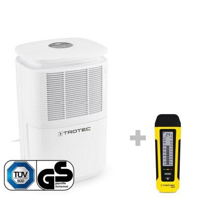 Deshumidificador TTK 30 E + Medidor de humedad BM22