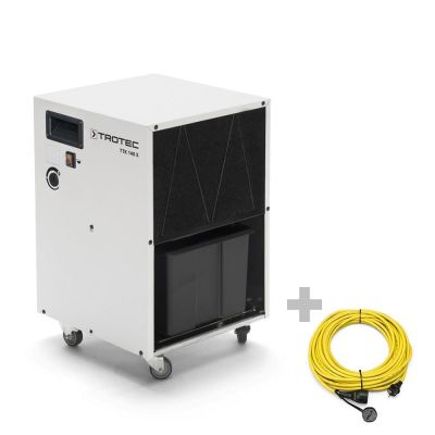 Deshumidificador TTK 140 S cable de extensión profesional 20 m / 230 V / 2,5 mm²