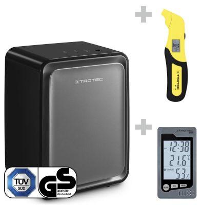 Deshumidificador TTK 24 E DS + Termohigrómetro BZ05 + Medidor de presión de neumáticos BY10