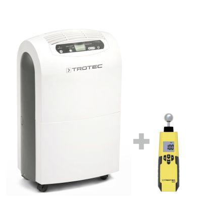 Deshumidificador Confort  TTK 100 E + Medidor de humedad BM31