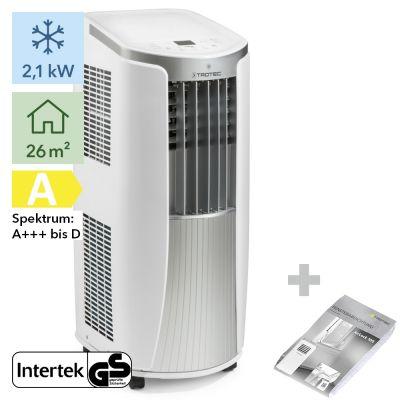 Aire acondicionado portátil PAC 2010 E + AirLock 100