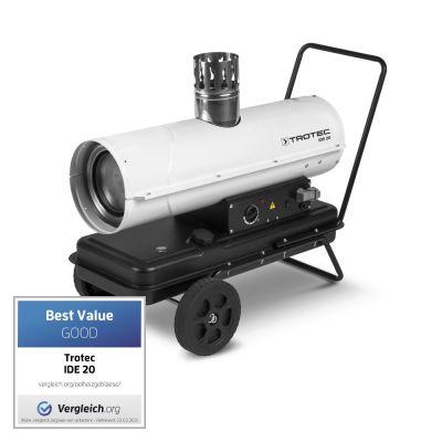Calefactor de gasoil indirecto IDE 20