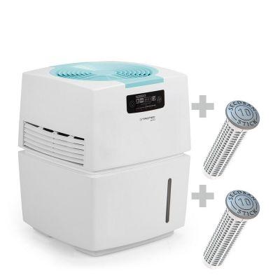 Humidificador y Purificador de aire - Air Washer AW 10 S + 2 SecoSan Stick 10