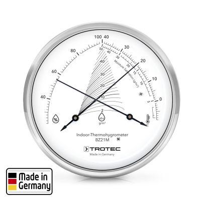 Termohigrómetro de diseño BZ21M