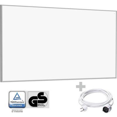 Panel calefactor infrarrojo TIH 700 S + Cable alargador de PVC 5 m / 230 V / 1,5 mm²