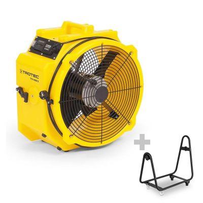 Ventilador TTV 4500 S + Bastidor de inclinación