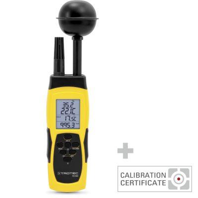 Termohigrómetro TC100