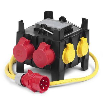 Distribuidor de energía móvil PV16