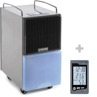 Deshumidificador  TTK 120 E + Termohigrómetro para interiores BZ05