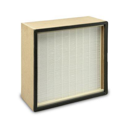 TAC 1500 filtro HEPA H13 (aprobado para la clase de polvo H)