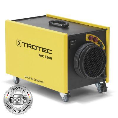 Purificador de aire  TAC 1500 Mercancías de retorno (Clase 1)