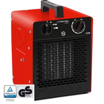 Calefactor cerámico TDS 20 C de segunda mano clase 1